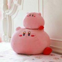 Kirby Adventure Plush Soft Doll Large Stuffed Animals Toys Child Gift Decor Xmas