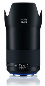 Zeiss Milvus 1,4/35 ZF.2 für Nikon