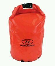 Highlander Drybag Tri Laminate PVC Small 16ltr Red