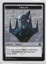 2016 Magic: The Gathering - Eldritch Moon #T010 Emblem Tamiyo Magic Card 2k3