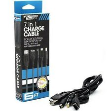Universal 7 in 1 Charge Cable (gba DS DS Lite DSi 3ds P -