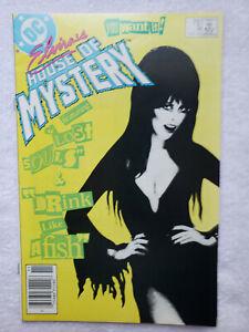 Elvira's House of Mystery #9 (Nov. 1986, DC) [FN+ 6.5]