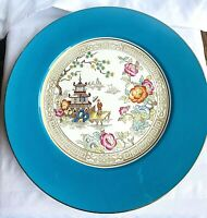 """Vintage and Beautiful 11 """" Noritake China Hand Painted Plate Made in Japan"""
