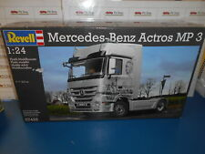 REV07425 by REVELL MERCEDES-BENZ ACTROS MP3 - KIT DI MONTAGGIO - 1:24