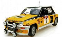 Universal Hobbies 1:18 Renault 5 Turbo Rallye Tour de corse 1981 J. Ragnotti