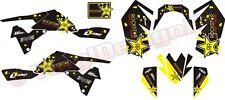 SUZUKI LTR450R STICKER KIT Rock/ DECALS / GRAPHIC KIT / LTR450R / QUAD STICKERS