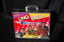 Nsync CD Uno Card Game - NOS Factory Sealed