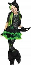 Children's Kool Kat Fancy Dress Outfit / Costume age 4-6 yrs