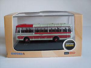 Panorama 1 Sheffield United Visites, Voie N , Bus Modèle, Oxford Modèle 1:148