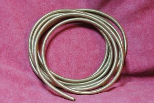 BLUE Champagne Tube Mic Cable Silver