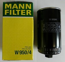 VOLVO/VW OIL FILTER FOR 2.4cc ENGINES 1328162/W950/4 - MANN-FILTER