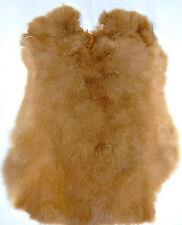 KANINCHENFELL Pelz Hasen Fell Basteln Kaninchen Tierfell Roter Neuseeländer 16