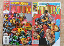 Comics, Patrulla X, nº 42 y 58, Vol. II, Marvel Comics, Forum Comics, Alan Davis