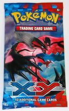 Pokemon Factory Sealed Unopened XY Booster Pack FREE COMBINED SHIPPING TO USA