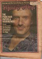 1973 Rolling Stone December 20 - Alcatraz Tales-Al Capone et al; Hugh Hefner