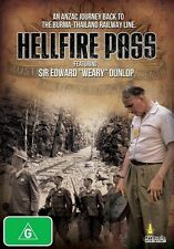 Hellfire Pass (DVD, 2011)