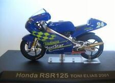 MODELLINO MOTO - HONDA RSR 125 - ELIAS  - SCALA 1:24