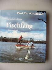 Das große Buch vom Fischfang international 1975 Angeln