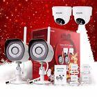 Zmodo 4 1280*720p HD Wireless IP Netwok Home Surveillance Camera System