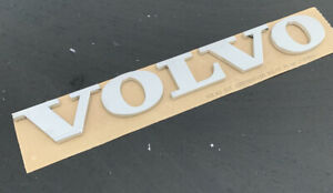 Genuine Volvo Rear Boot Badge Emblem FREE FAST DELIVERY