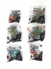 Mcdonalds Peter Rabbit Toy Happy Meal Complete Set 1-6
