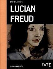 Tate British Artists: Lucian Freud, Button, Virginia