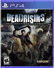 Dead Rising PS4 New Sony Playstation 4