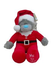 BNWT  Christmas Me to you tatty bear 10 inches with or without chocolates gift