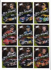 2011 Main Event ALL STARS BRUSHED METAL #A17 Jamie McMurray BV$3! #126/199!