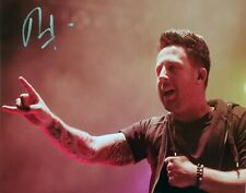 Matt Brandyberry Lead Singer From Ashes to New Autographed Signed 8x10 Photo