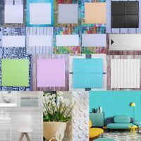 PE Foam 3D Brick Wall Sticker Self-Adhesive DIY Wallpaper Panels Home Room Decal