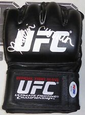 Kailin Curran Signed UFC Official Fight Glove PSA/DNA COA Night 57 80 Autograph