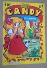 CANDY livre collection mini n°2 télé guide récré A2 (1978)