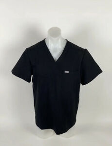 New Figs Technical Collection Chisec Three-Pocket Scrub Men's Size L