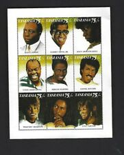 Tanzania sc#811 (1992) Souvenir Sheet MNH