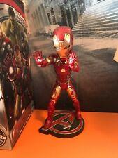 "AVENGERS 2: The Age of Ultron - Iron Man 7.5"" Head Knocker / Bobble head (NECA)"