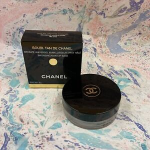 New & Boxed, Chanel Soleil Tan De Chanel Bronzing Makeup Base, 30g