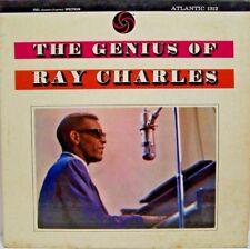 The Genius Of Ray Charles LP Album Recorded By Atlantic Recording  Corp