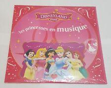 Disneyland Paris Disney Princess Music Audio CD DLP Resort Soundtrack Theme Tune