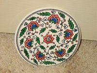 Vintage Malibu Floral Insert Tile Ebay