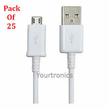 25x OEM Rapid Charge Micro USB Cable Fast Charging Charger Cord Bulk Wholesale