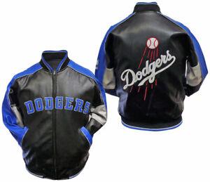 GIII Sports Youth Zip Up Pleather Jackets