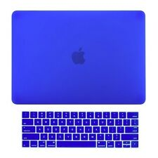 2in1 Royal Blue Matte Hard Case+Keyboard Skin for Macbook Pro 13 WITH Touch Bar