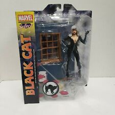 "Diamond Marvel Select 7"" Inch Action Figure NIP - BLACK CAT"
