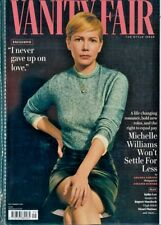 VANITY FAIR MAGAZINE SEPTEMBER 2018 ~ MICHELLE WILLIAMS ~ YASMIN LE BON ~ NEW ~