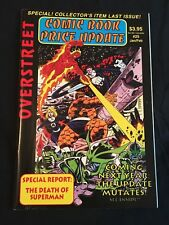 Overstreet Comic Book Price Update #25 January / February 1993 Fantastic Four