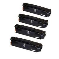 4PK CF283A Compatible Toner For HP 83A M127fn,M127fw,M125nw