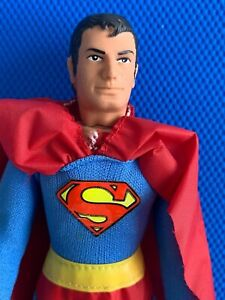 1973  Mego   SUPERMAN   all original  HIGH GRADE beauty !!!  type 1