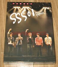 SS501 SS 501 U R Man Special 3 DISC K-POP DVD + PHOTO BOOK SEALED