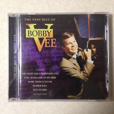 VEE, BOBBY - VERY BEST OF - CD
